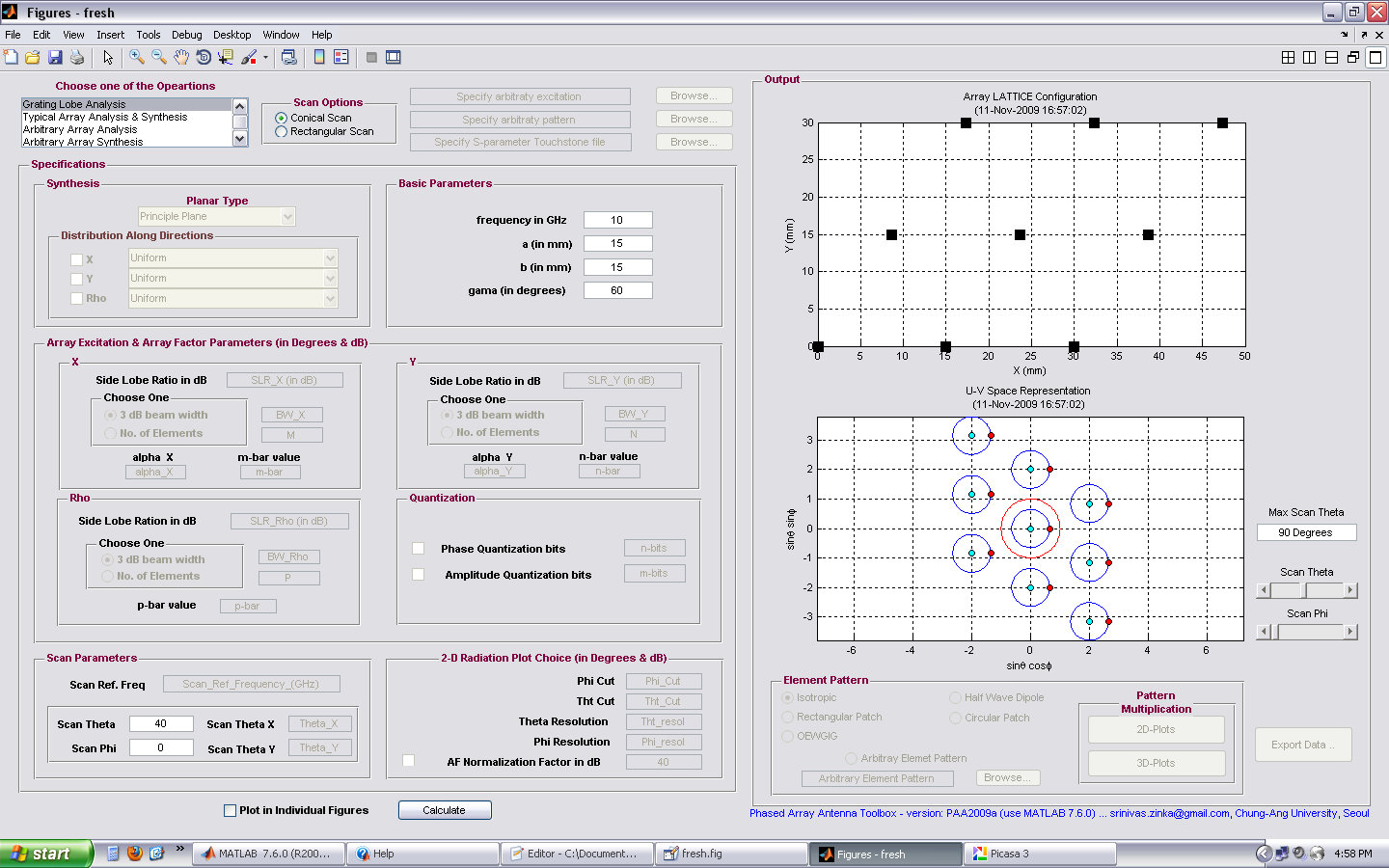 MATLAB Based Toolbox for Phased Array Antenna Design and Analysis