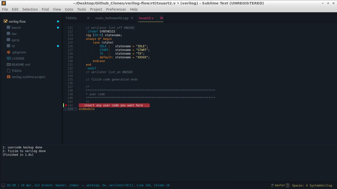 usercode
